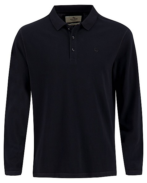 Old Khaki Men's Willis Relaxed Fit Golfer Top -  black