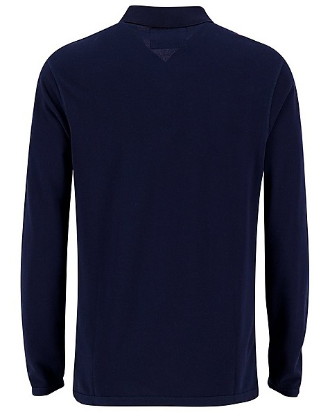 Old Khaki Men's Willis Relaxed Fit Golfer Top -  navy
