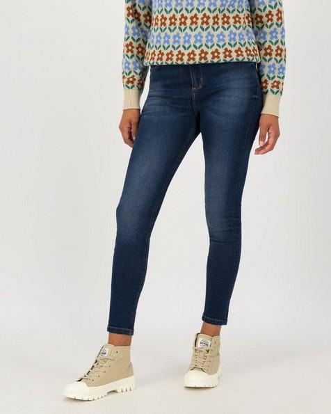 Old Khaki Women's Poppi Skinny Denim -  blue