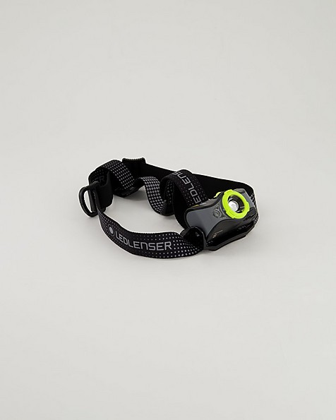 LED Lenser MH7 Rechargeable Headlamp  -  yellow