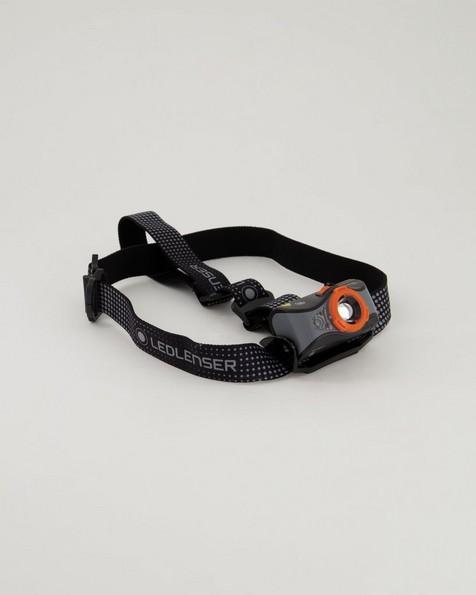 LED Lenser MH7 Rechargeable Headlamp  -  orange