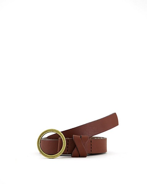 Old Khaki Women's Frida Loop Belt -  brown