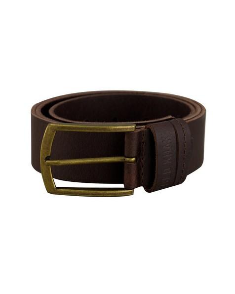 Old Khaki Men's Cyprus Stud and Loop Detail Belt -  brown