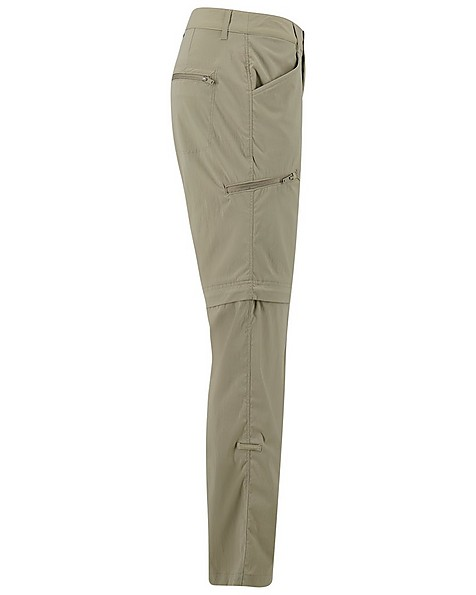 Kylie Taupe Zip off Pants -  taupe