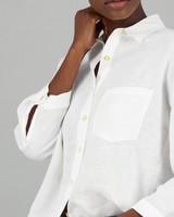 Old Khaki Women's Andie Short Sleeve Shirt -  white