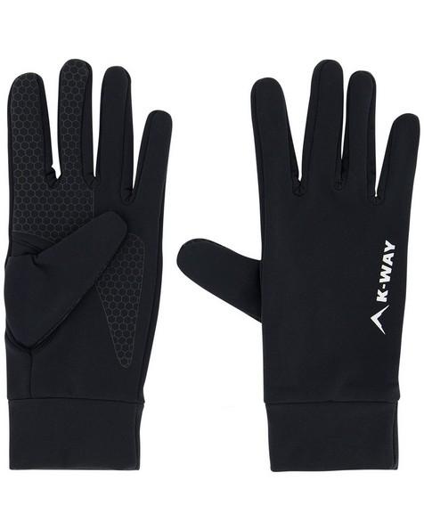 K-Way Bolt Touch Glove -  black