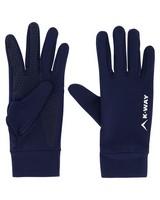 K-Way Bolt Touch Glove -  navy