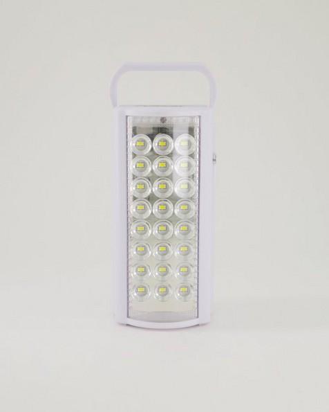 UltraTec Back-Up 800 Lumen Single Lantern Led Acid with Power Bank -  white