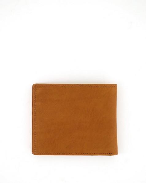 Arthur Jack Men's Cairo Wallet -  tan