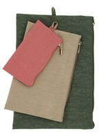 Rare Earth Women's Organisational Pouch Set -  assorted