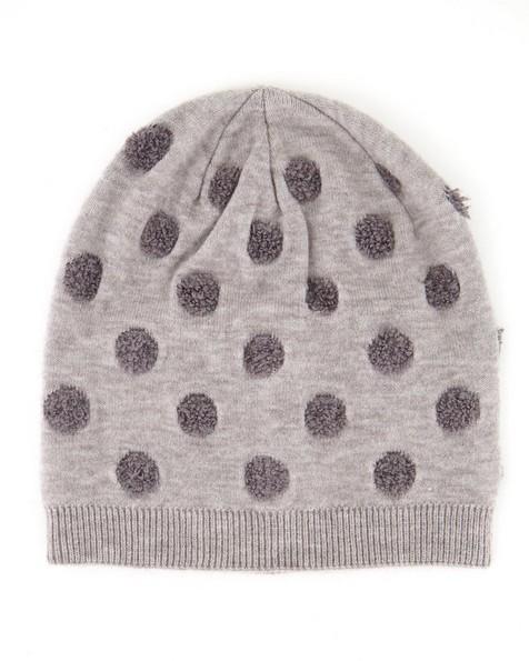 Old Khaki Women's Isla Dotty Slouch Beanie -  grey