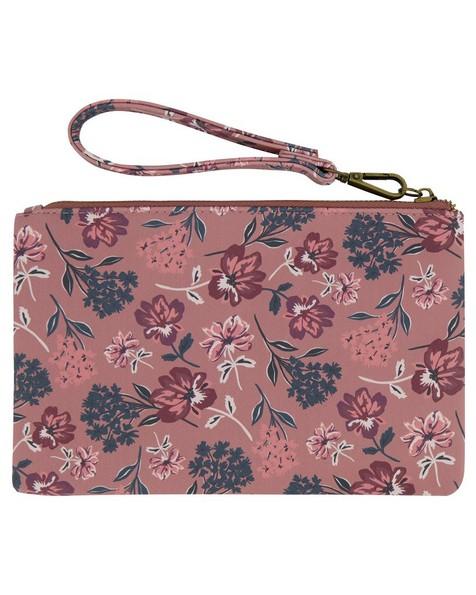 Old Khaki Women's Ayla Vegan Leather Pouch -  pink