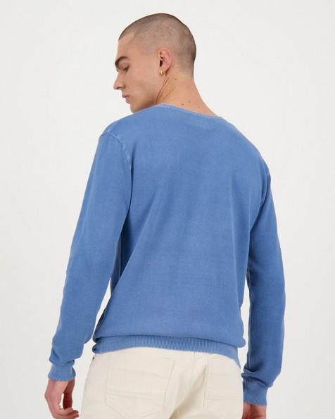 Old Khaki Men's Archer Crew Knitwear -  blue