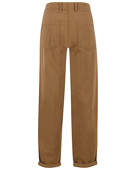 Rare Earth Women's Nala Relaxed Fit Pants -  camel