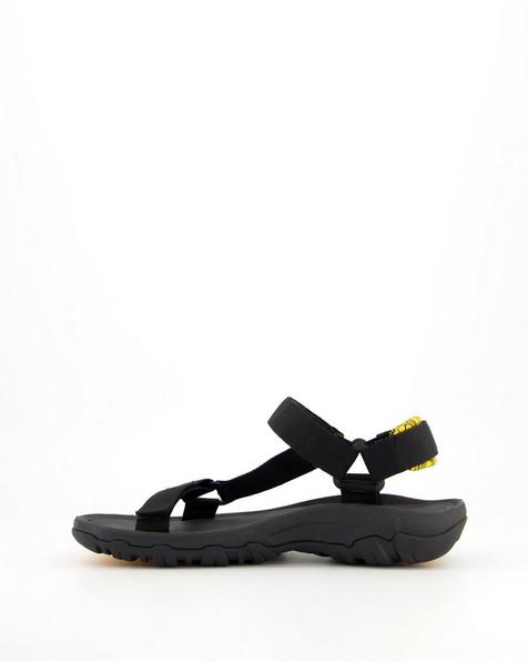 K-Way Men's White Water Sandal -  black
