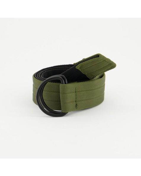Rare Earth Wrynn Webbed Colour Block Belt -  olive
