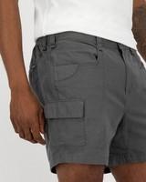 K-Way Elements Men's Safari Short Shorts -  graphite