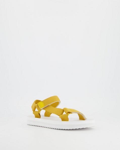 K-Way Women's Sunbeam Sandal -  ochre