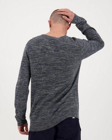 Old Khaki Men's Damon Crew Knitwear Pullover -  teal