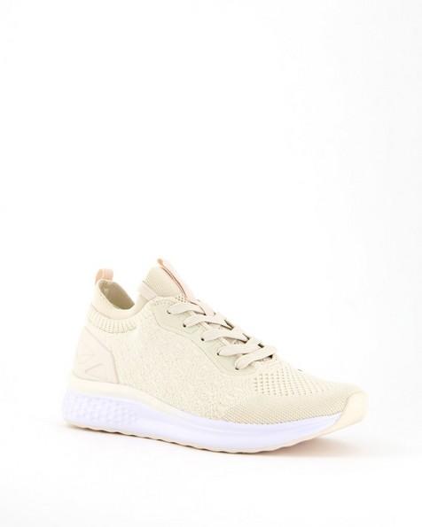 K-Way Women's Engage Sneaker -  stone