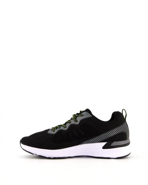 K-Way Elements Men's Flex 3 Sneaker -  black