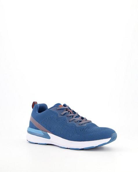 K-Way Elements Men's Flex 3 Sneaker -  blue