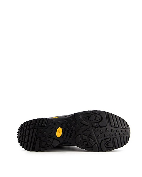 K-Way Men's Edge 3 Waterproof Mid Hiking Boot -  black