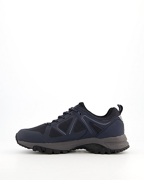 K-Way Men's Edge Waterproof Shoe -  navy