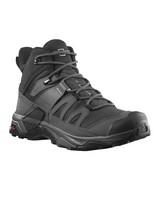 Salomon Men's X Ultra 4 Mid GTX Boot -  black