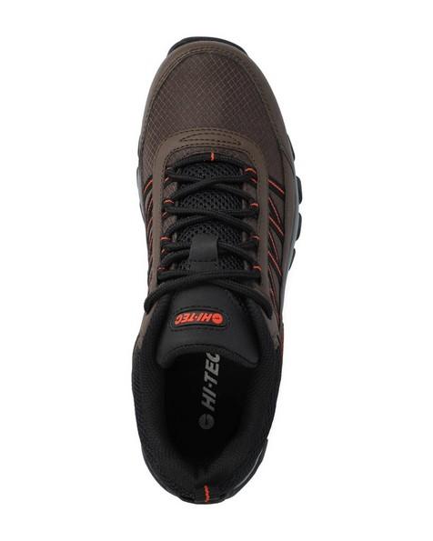 Hi-Tec Pinnacle Shoe -  chocolate