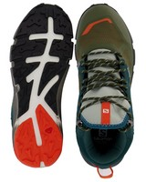 Salomon Men's Predict Hike Mid GTX Boot -  olive