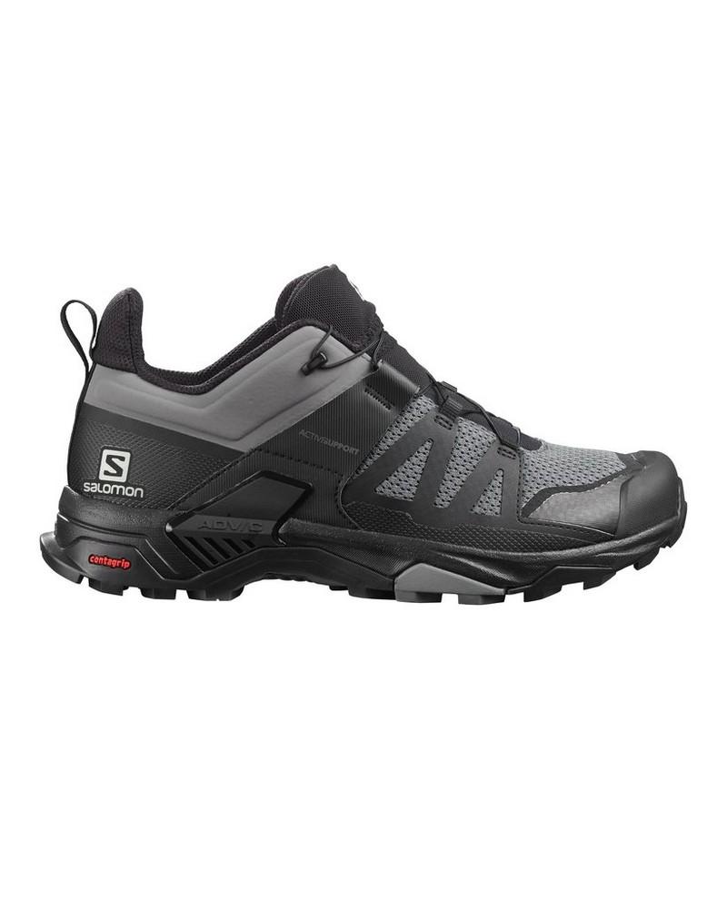 Salomon Men's X Ultra 4 Shoe -  grey