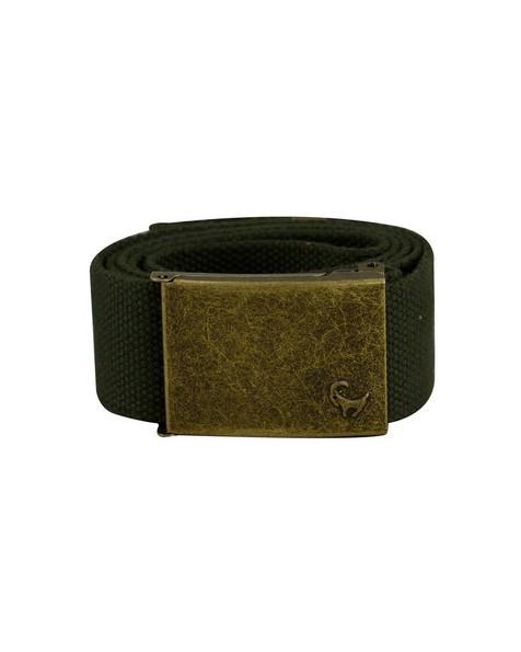 Old Khaki Men's Tag Canvas Belt -  olive