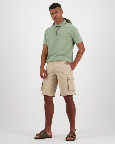 Old Khaki Men's Brett Relaxed Golfer -  sage
