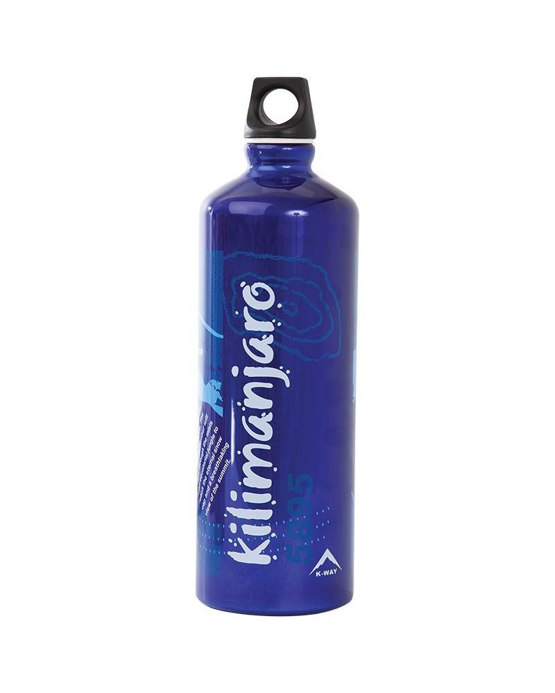 Laken Kilimanjaro Bottle 1L Futura -  blue