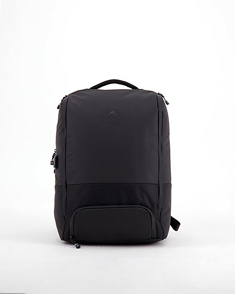 K-Way Power 35L Laptop Bag -  black