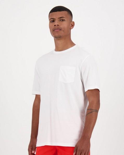 Old Khaki Men's Bandile T-Shirt -  white