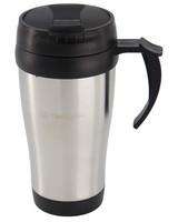 Cape Union Travel 400ml Lifestyle Mug -  silver