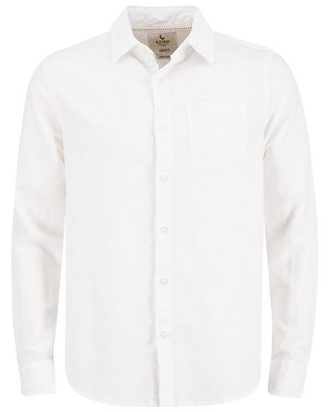 Old Khaki Men's Lane Regular Shirt -  white