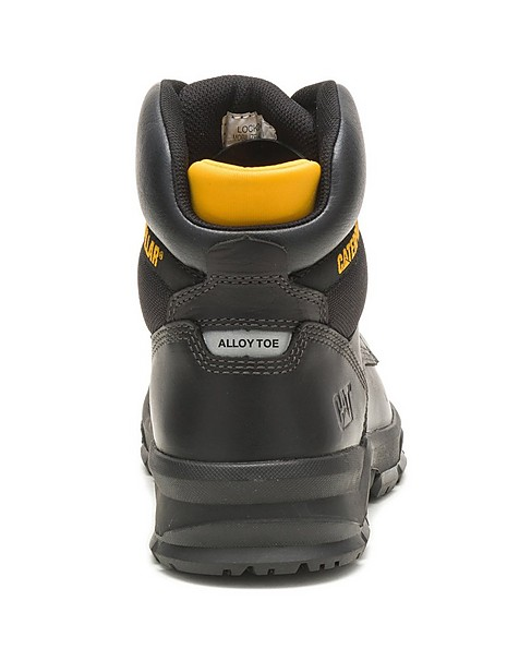 Caterpillar Men's Mobilize Alloy Boot -  black