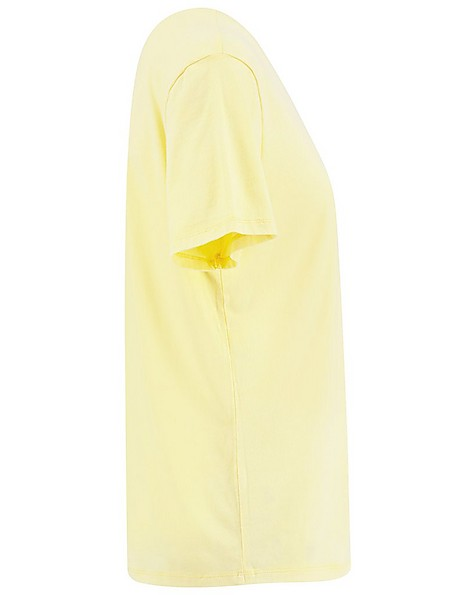Old Khaki Women's Andiswa Call-Out Tee -  yellow