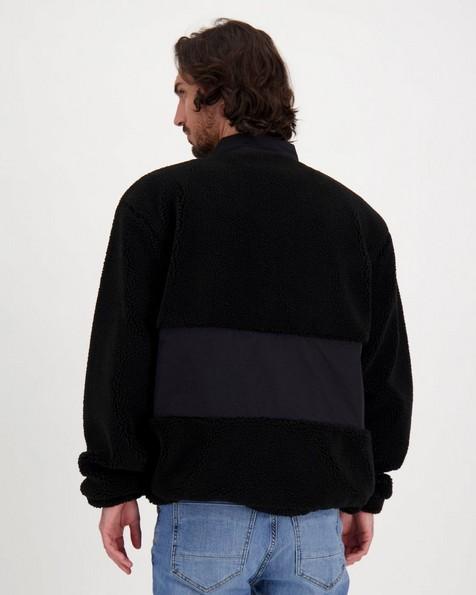 FILA Men's Hengduan Jacket -  black