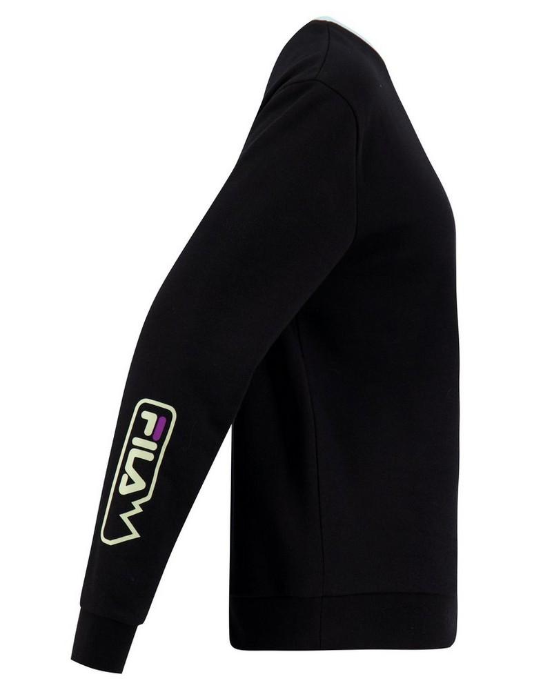 FILA Women's Chestnut Sweatshirt -  black