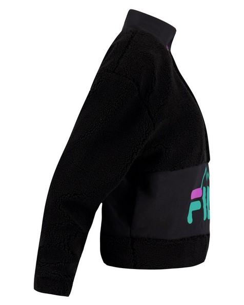 FILA Women's Teddy Borg Top -  black