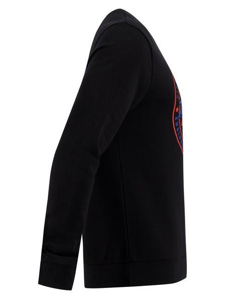 FILA Men's Andes Sweatshirt -  black