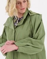 Rare Earth Women's Millie Parka Jacket -  green