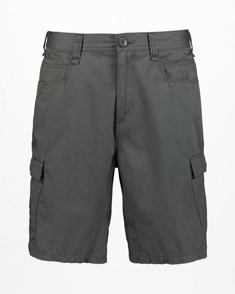 K-Way Elements Men's Safari Cargo Shorts -  graphite