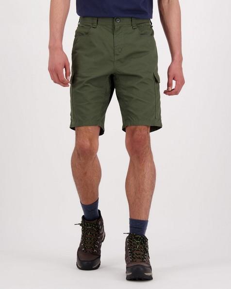 K-Way Elements Men's Safari Cargo Shorts -  darkolive
