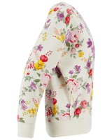 Old Khaki Women's Dylan Floral Printed Sweat -  assorted