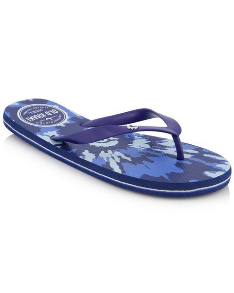 Old Khaki Men's Pacifico Thong -  blue
